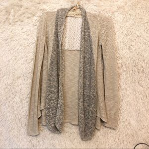 Maurices lace cream cardigan (xsmall)